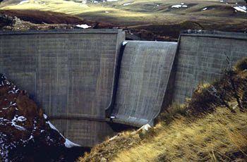 Anchor Dam