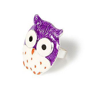 Cute owl ring!!!