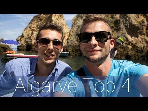 Algarve Top 4 | Portugal | Der beste Reisebericht