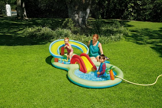 Buy Chad Valley Activity Pool Play Centre at Argos.co.uk, visit Argos.co.uk to shop online for Pools and paddling pools
