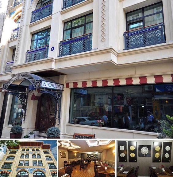 L'hôtel est situé dans le quartier de Sirkeci, dans la péninsule historique de la ville, à moins de 5 min à pied de la gare de Sirkeci et à 3 km du centre-ville. Les principaux sites touristiques, dont le palais de Topkapi et la Mosquée bleue, sont accessibles en 15 min à pied. Compter 45 km pour rejoindre l'aéroport international Sabiha Gökçen et 20 km pour l'aéroport Atatürk.