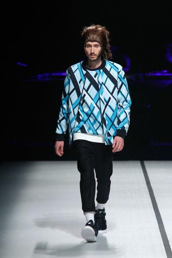 #Menswear #Trends Yoshio Kubo Fall Winter  2014 2015 Otoño  Invierno #Tendencias #Moda Hombre