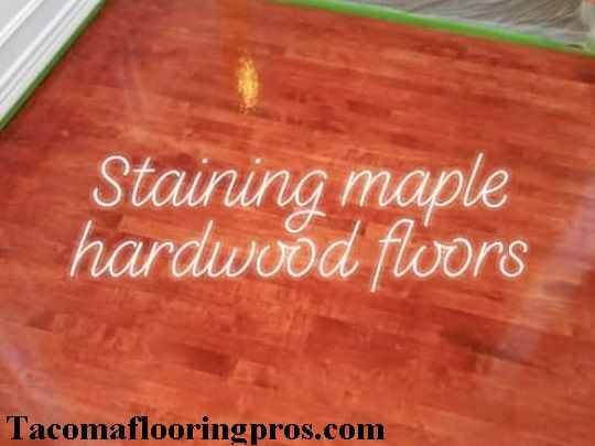 By Tacoma Flooring Pros Tacomaflooringpros G Page Tacomaflooring When Fine Sanding Maple Floors Always Maple Hardwood Maple Hardwood Floors Maple Floors