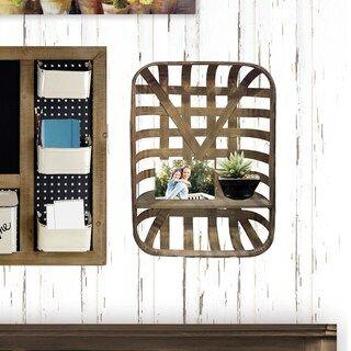 Belle Maison 1 Shelf Farmhouse Wall Decor Kohls With Images
