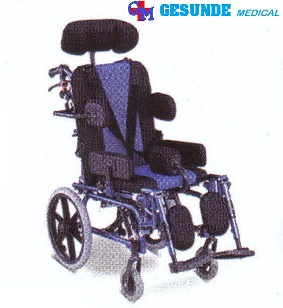 Kursi Roda Anak CP (Cerebal Palsy)