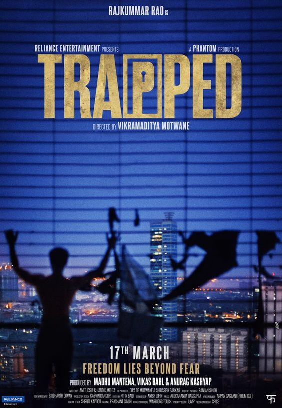 Trapped (2017) PDVDRip