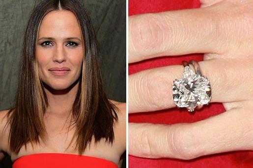 Charmant Jennifer Garner Wedding Ring