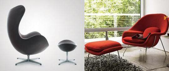 Design Elections: Best Retro Modern Lounge Chair