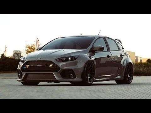 2018 Ford Focus Rs And St Get Widebody Kit From Fortune Flares Ford Focus Ford Focus St Ford Focus Rs