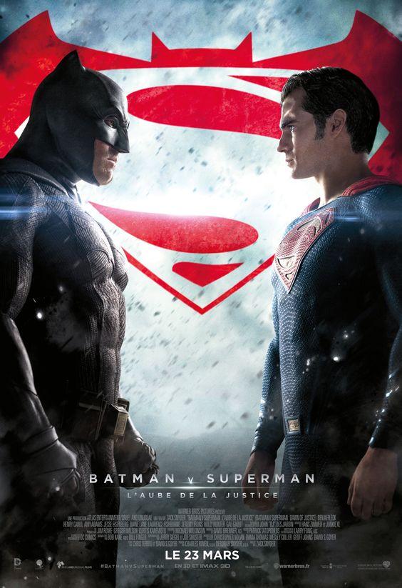 Critique : Batman v Superman: L'Aube de la Justice