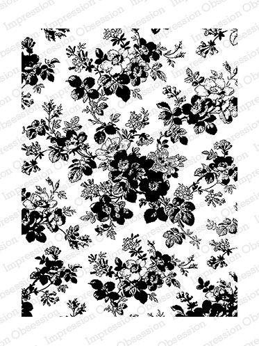 Vintage Briar Rose Background - L20008: