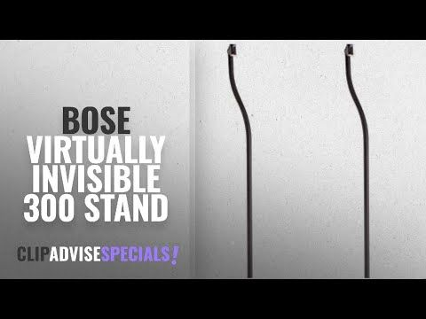 Bose Cinemate Series Ii Stands Video Top 5 Bose Virtually Invisible 300 Stand 2018 Bose Ufs 20 Series Ii Universal Floor Stands To Bose Series Standing