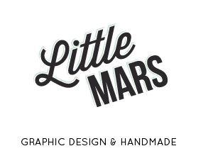 LittleMars - Graphic Design and Handmade