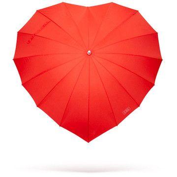 Heart Umbrella - Fab.com