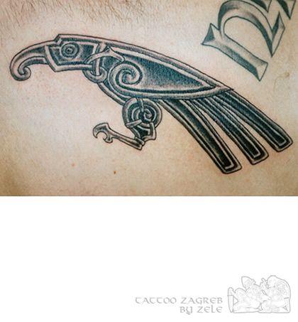 Odin's Ravens Tattoos | By Zele Celtic And Viking 2008 01 ...