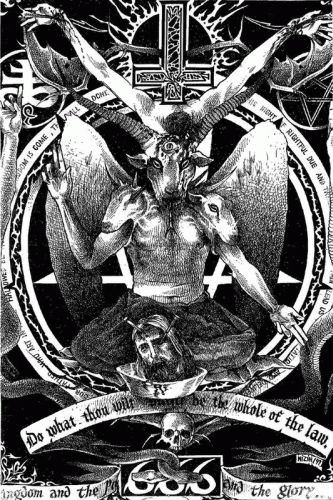 Satanic Occult Rituals And He Causeth All Both Small Andgreat