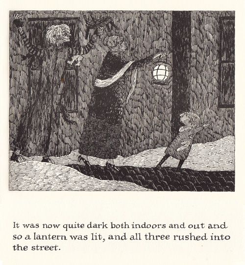 "The Green Beads: Edward Gorey and the ""Disturbed Person"" 