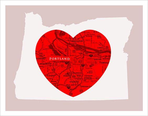 <3 Portland