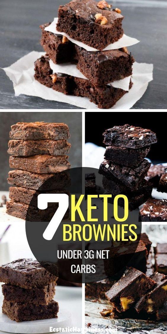 Keto Brownies Recipe Keto Brownies Protein Brownies Low Carb