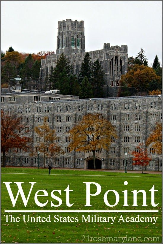 Our Tour Of West Point Military Academy West Point