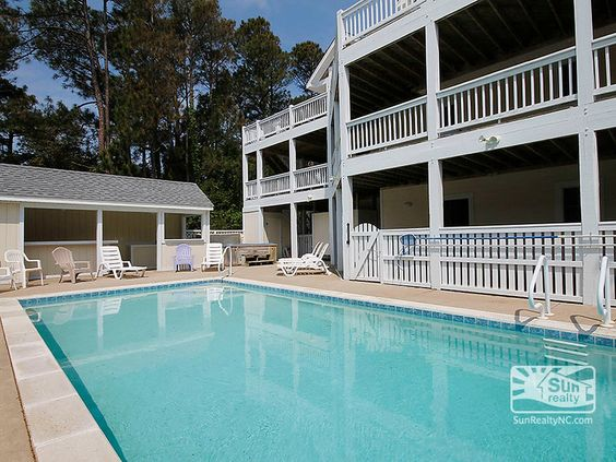 Private Pool  Outer Banks Vacation Rentals with a Private Pool. Private Pool  Outer Banks Vacation Rentals with a Private Pool
