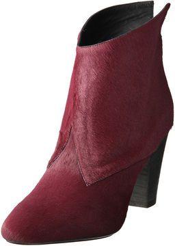 Maroon short boots / ShopStyle(ショップスタイル): Nine West ショートブーツ