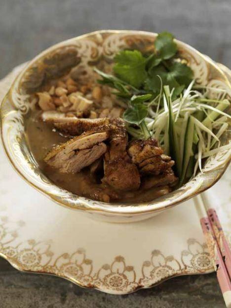 ... stuff   Pinterest   Thai Chicken Satay, Chicken Satay and Rice Bowls