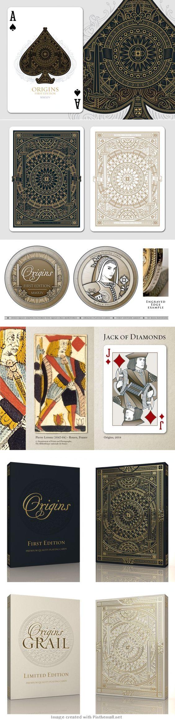Origins Playing Cards