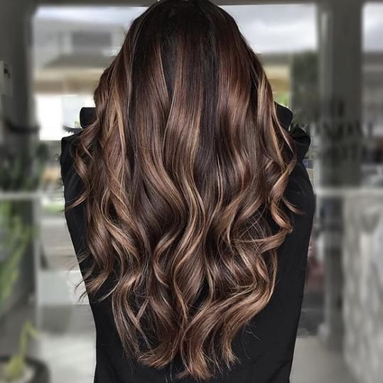 27 Summer Hair Colors You Re Going To Want To Copy Asap Summer Hair Color Brown Hair Colors Long Hair Styles