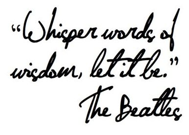 famous song quotes from the beatles - Google Search
