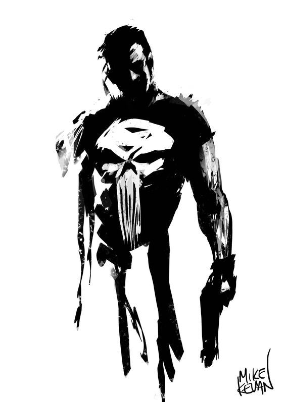 Punisher has been described as obsessed with vengeance.  He is a vigilante who employs murder, kidnapping, extortion, coercion, threats of violence, and torture in his war on crime.