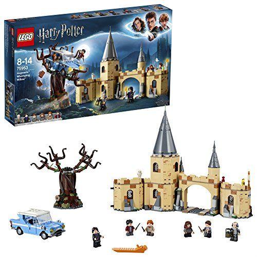 Lego Harry Potter Und Die Kammer Des Schreckens Die Peitschende Weide Von Hogwarts 75953 Bauset 753 Teile Lego Hogwarts Lego Harry Potter Hogwarts