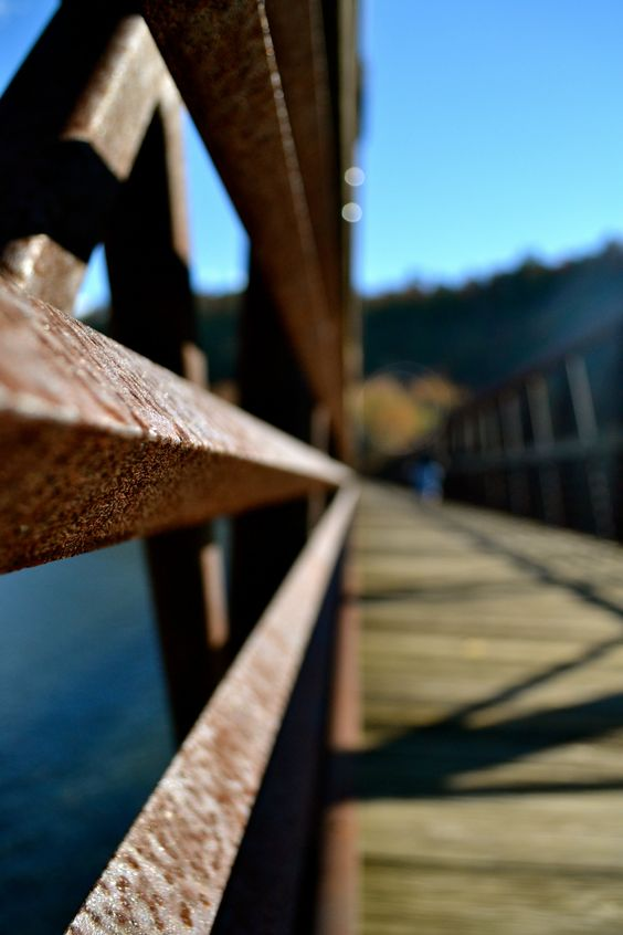Foot Bridge, Virginia
