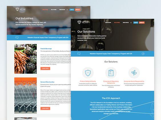 ICIX Website