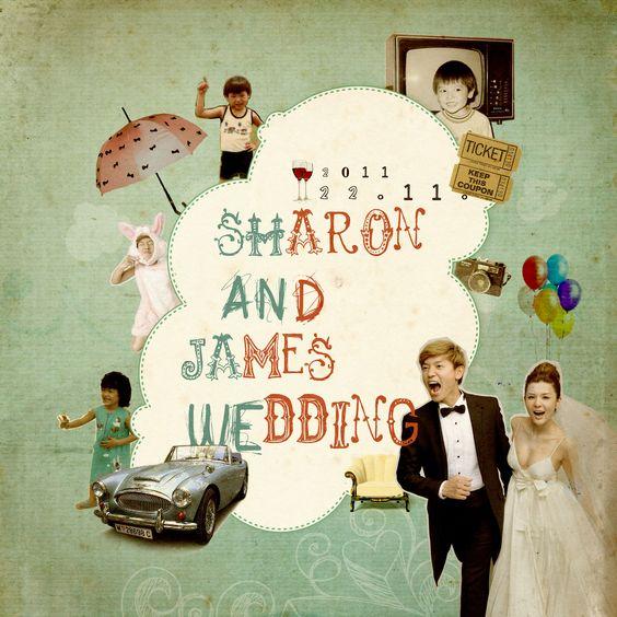 Pop Art Wedding