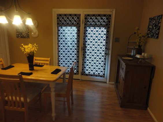 French Door Curtains French And The O Jays On Pinterest
