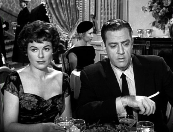 ♥TV♥ 46 PERRY MASON-WITH BARBARA HALE-I wish they would of ... Raymond Burr Movies