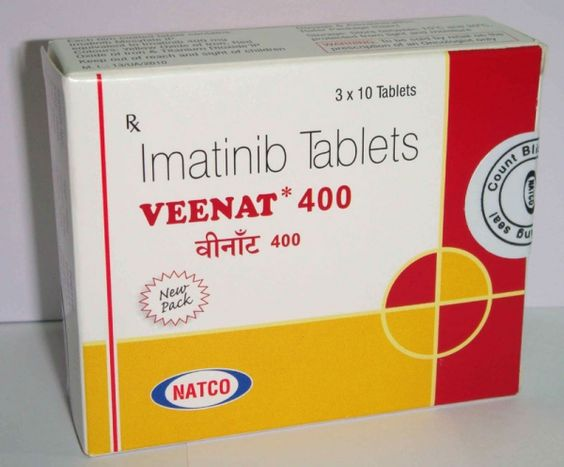 Veenat 400mg tablets, which used to treat cancer of the white blood cells.
