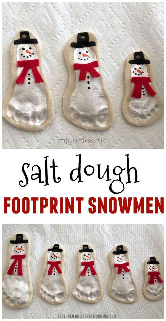 diy salt dough ornaments for kids