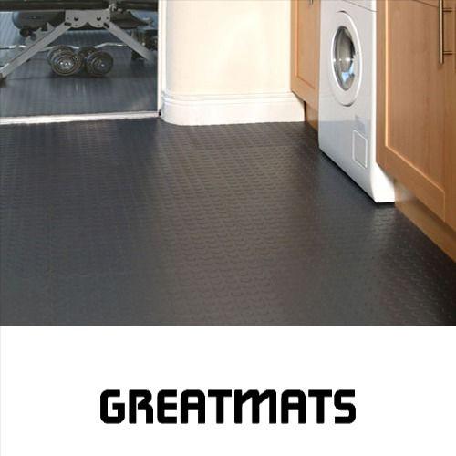 Pvc Floor Tile Interlocking Modular, What Is The Best Flooring For A Basement Laundry Room