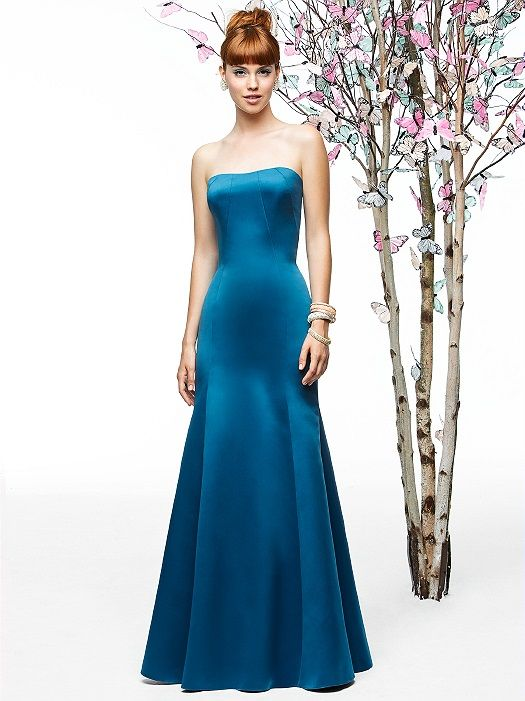 Lela Rose Style LR192 This comes in several pretty shades of neutral and ive seen it listed for around $200