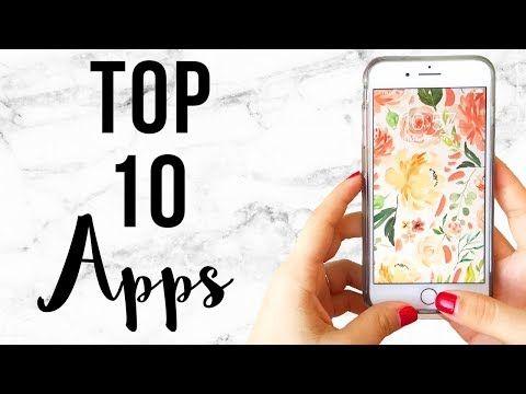 Las 10 Mejores Aplicaciones Que Necesitas En Tu Celular Karla Celis Youtube Aplicaciones Para Chicas Mejores Aplicaciones Apps Para Chicas