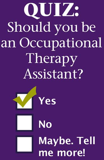 Occupational Therapy Assistant (OTA) how to cheap