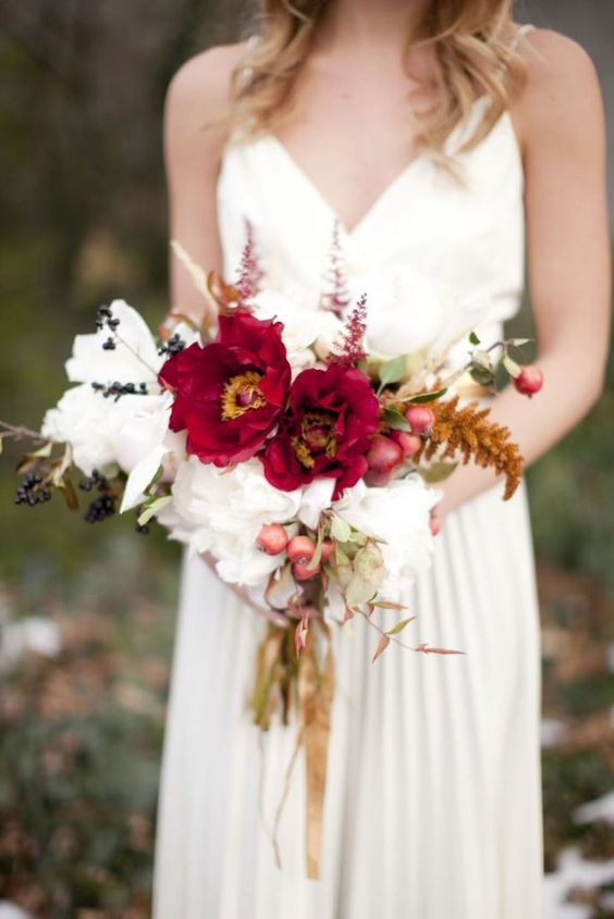 Buquê de peônias: o mais desejado pelas noivas