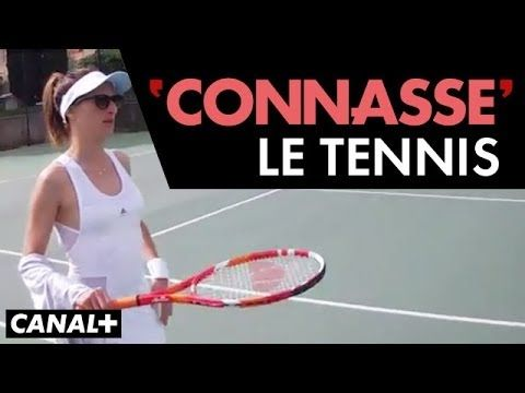 Le tennis - Connasse - http://www.entretemps.net/le-tennis-connasse/