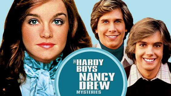 The Hardy Boys and Nancy Drew Mysteries