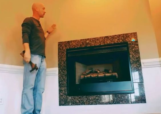 Indoor Fireplaces At The Home Depot 13 Cool Portable Fireplace For ...