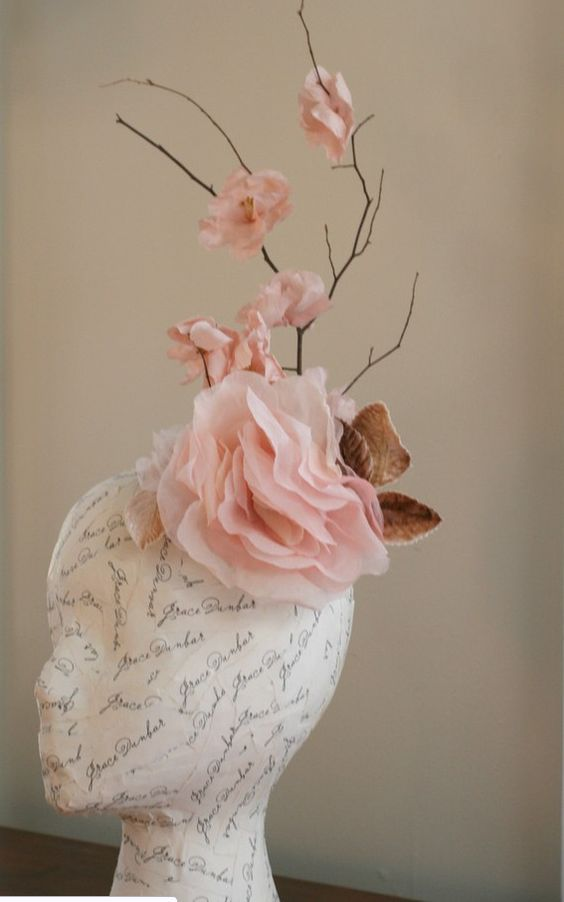 Love This Cherry Blossom Fascinator