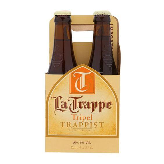 Bia La Trappe TRIPEL 8% - Chai 330ml - Bia Nhập Khẩu