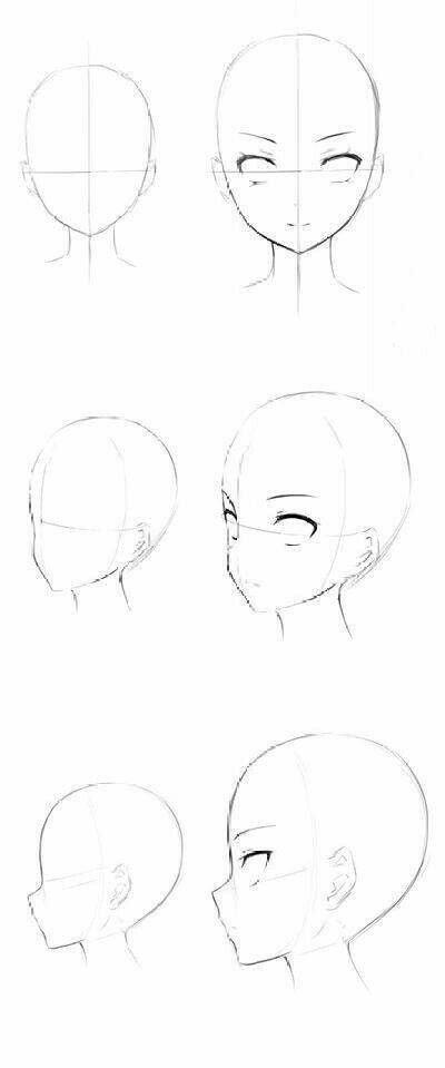 Learn To Draw Manga Drawing On Demand Anime Drawings Tutorials Face Drawing Drawing Tutorial